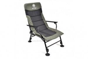 Кресло карповое Кедр с подлокотником SKC-01