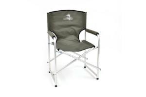 Кресло складное Кедр алюминий 56х57х47 см, высота  83 см. Труба  22х1,2 мм.AKS-03