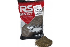 Прикормка RS Sport Лещ (чёрная) 1кг