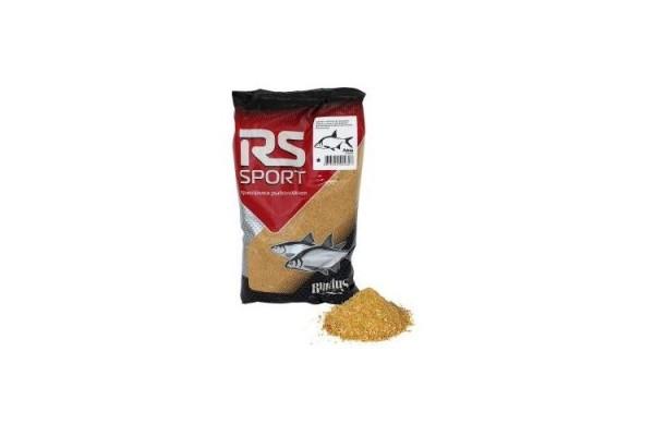 Прикормка RS Sport Лещ Крупный (светлая) 1кг