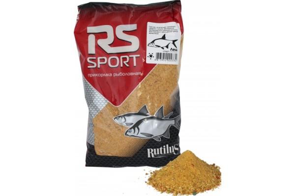 Прикормка RS Sport Лещ пряный (жёлтая) 1кг