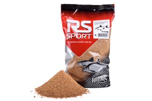 Прикормка RS Sport Плотва (коричневая) 1кг