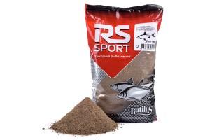Прикормка RS Sport Плотва (тёмная) 1кг
