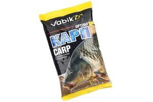 "Прикормка Vabik Optima Carp ""Карп"" (коричневая) 1кг"