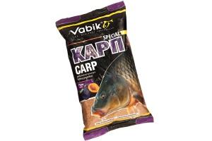 """Прикормка Vabik Special Carp Plum """"Карп Сліўка"""" (жёлто-коричневая) 1кг"""