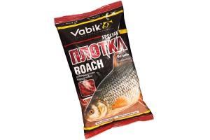"""Прикормка Vabik Special Roach Bloodworm """"Плотка Матыль"""" (красная) 1кг"""