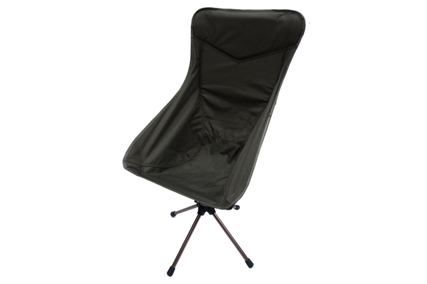 Tramp стул вращающийся с высокой спинкой