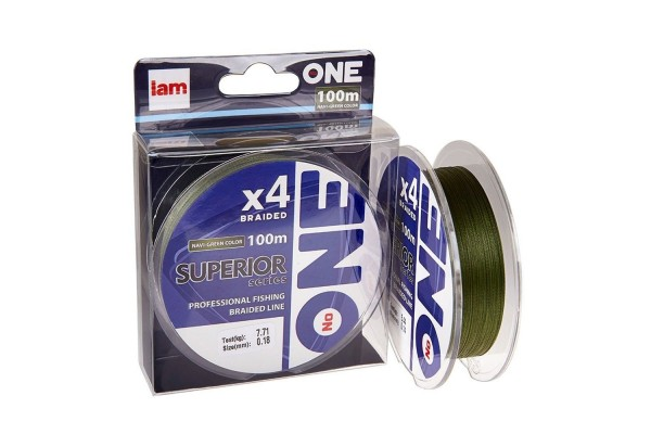 №ONE Superior X4 100м 0.14
