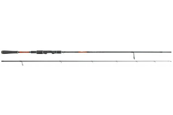 """Спиннинг """"Волжанка Pro Sport Effect"""" тест  7-30гр  2.45м (2 секции)"""