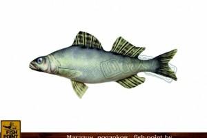 "Подушка-антистресс Рыба ""СУДАК"" бол."